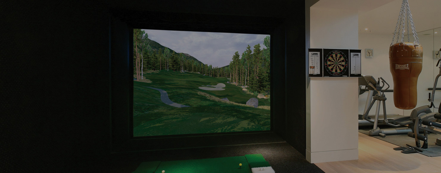 Delivering the Ultimate Indoor Golf Experience